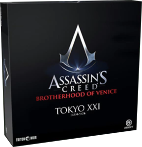 Assassin's Creed: Brotherhood Of Venice - Tokyo XXL