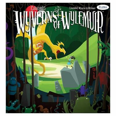 Catacombs - Wyverns Of Wylemuir  (third Edition)