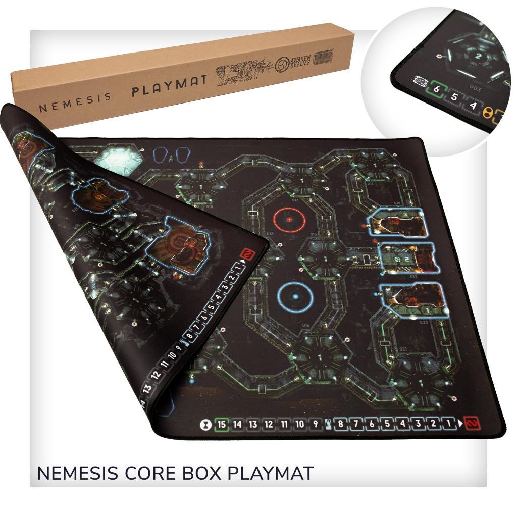 Nemesis - Playmat