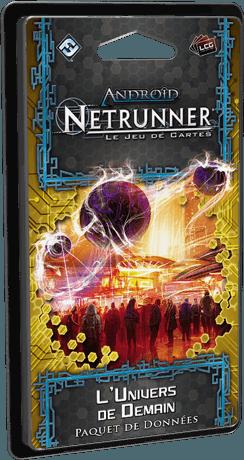 Android : Netrunner / Netrunner Jce - L'univers De Demain