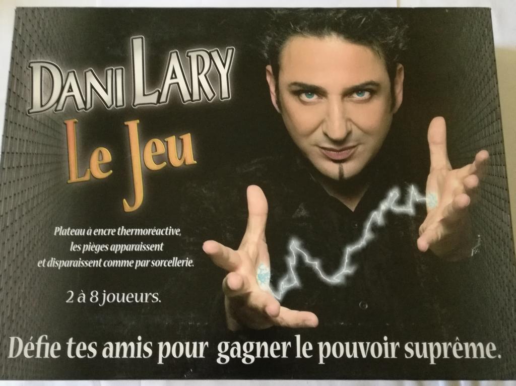 Dani Lary Le Jeu