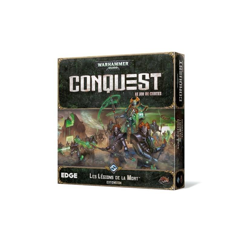 Warhammer 40 000: Conquest - Les Légions De La Mort