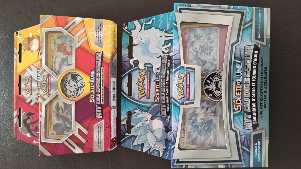 Pokémon Kit Du Dresseur