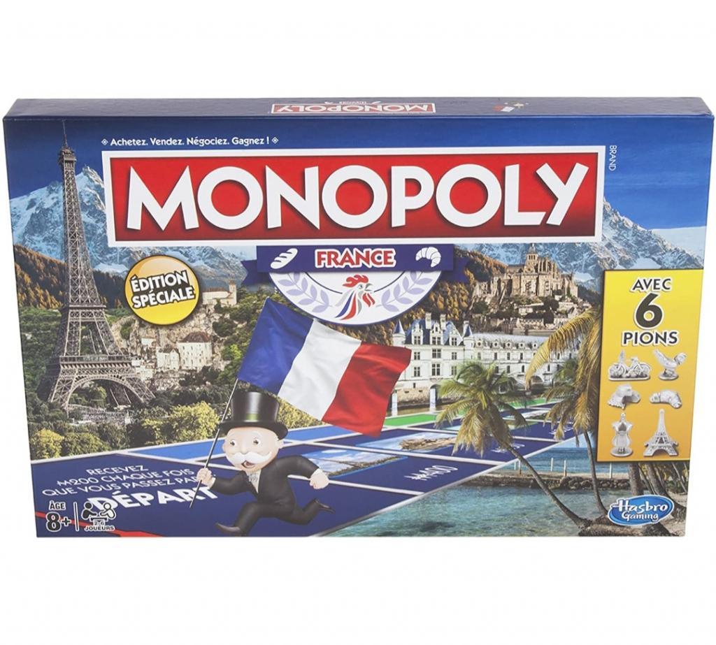 Monopoly Édition Spéciale France