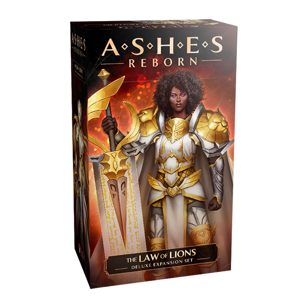 Ashes Reborn : Rise Of The Phoenixborn - Law Of Lions