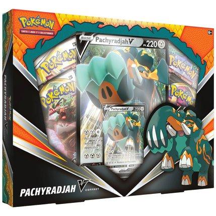Coffret Cartes Pokémon Pachyradjah