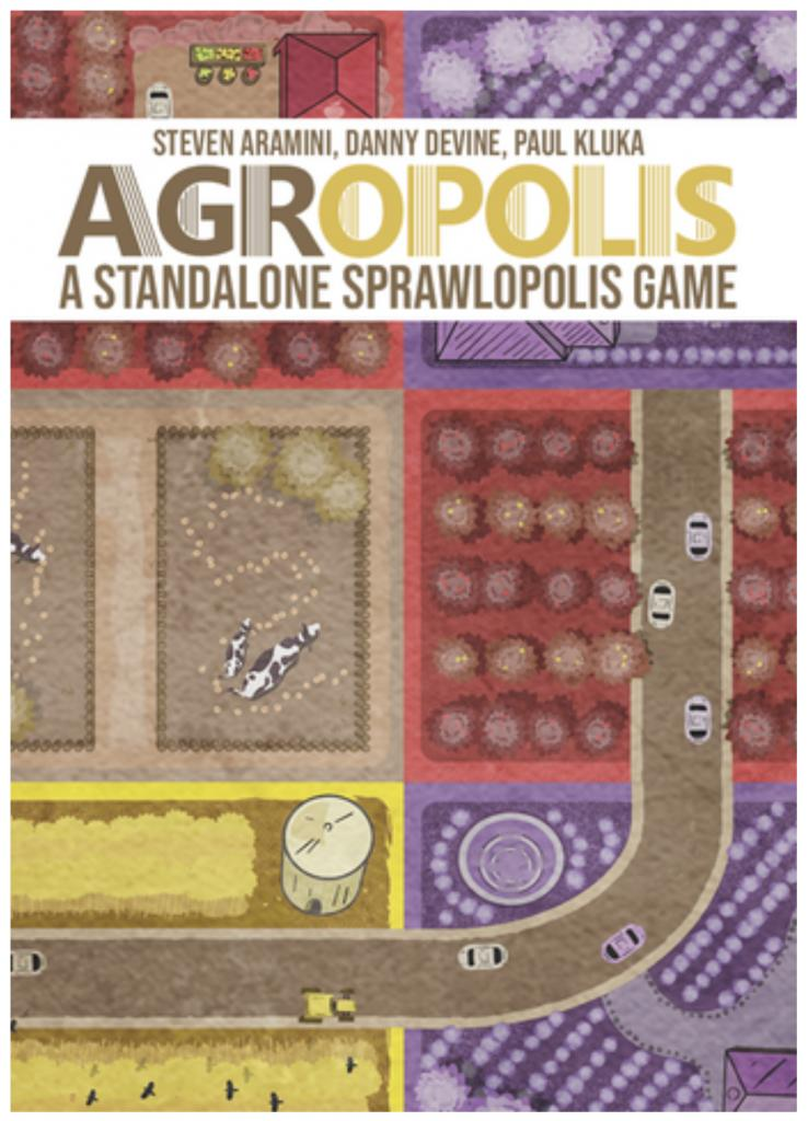Agropolis - A Standalone Sprawlopolis Game