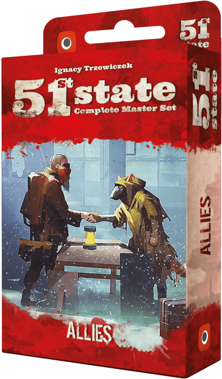 51st State - Master Set - Allies