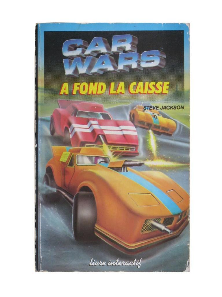 Car Wars - À Fond La Caisse