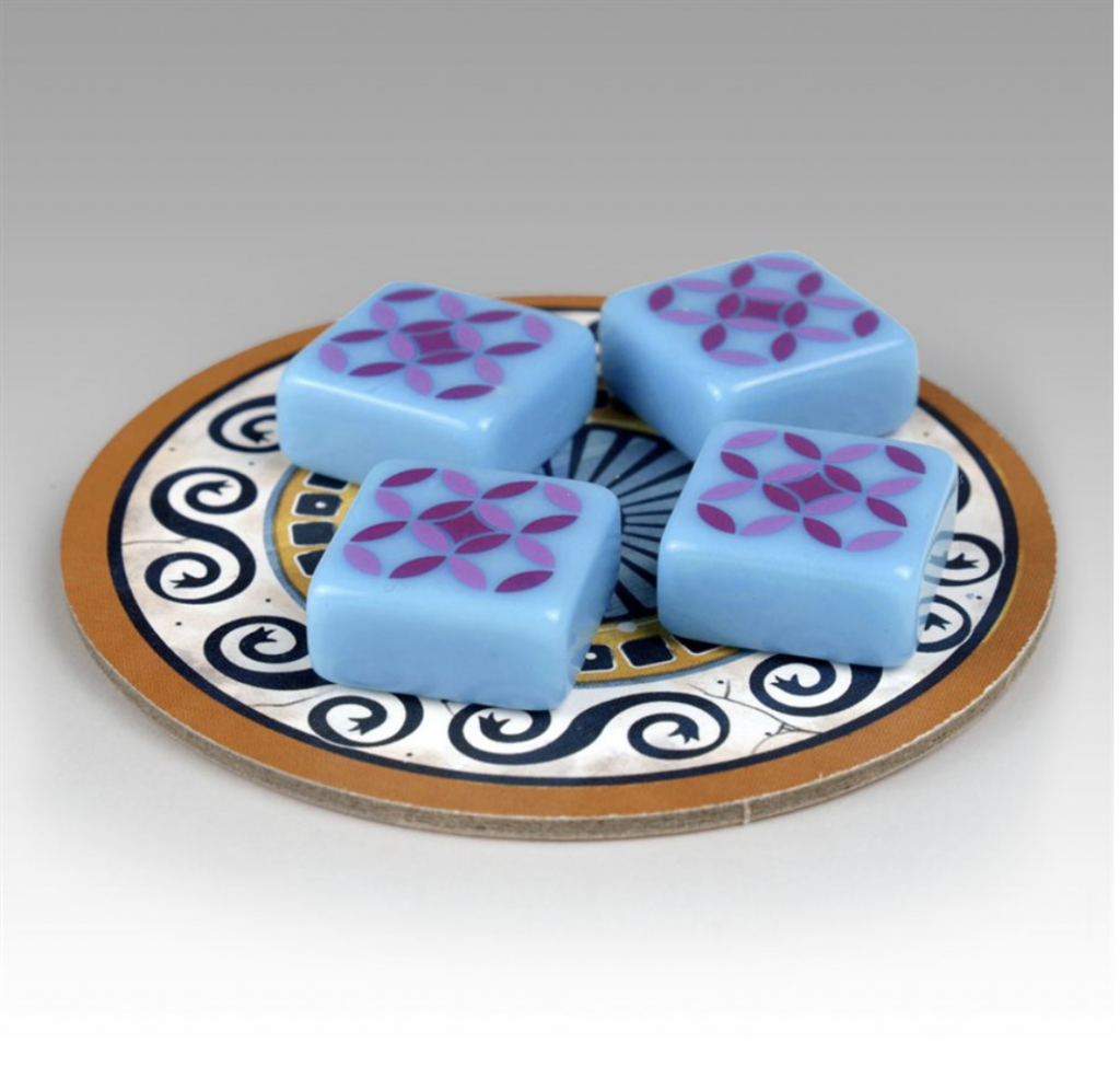 Azul - Set #2 Bleu