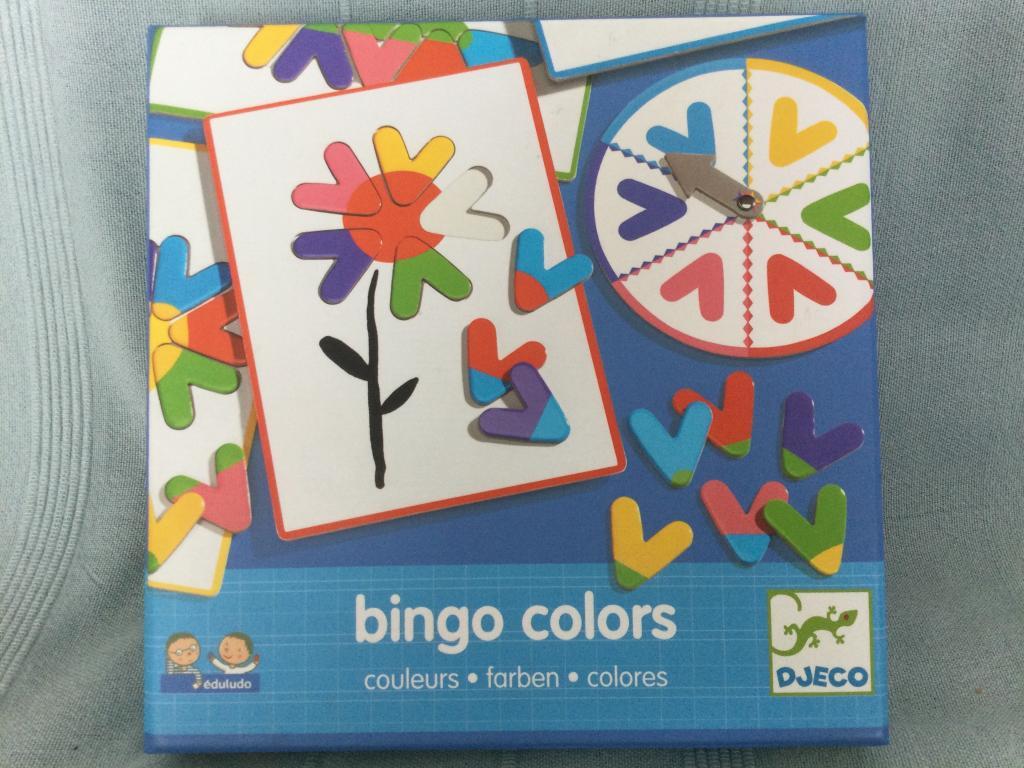 Bingo Colors