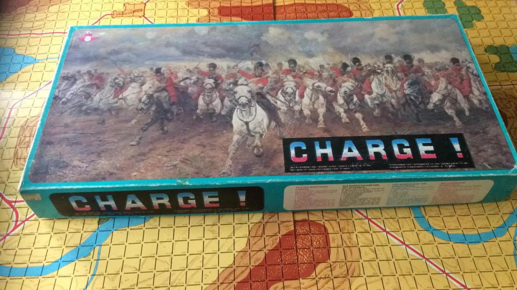 Charge! (1978) Efka Toys