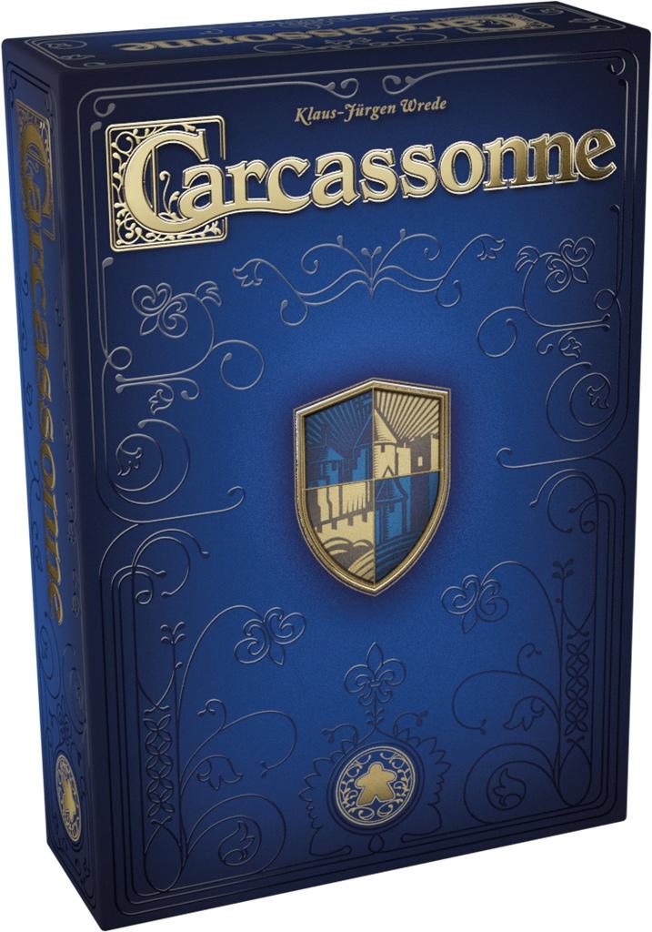 Carcassonne 20ème Anniversaire