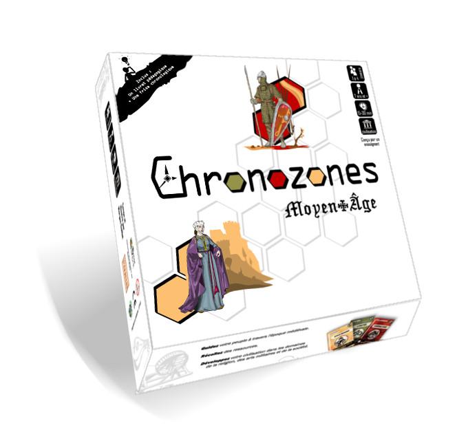 Chronozones - Moyen-âge