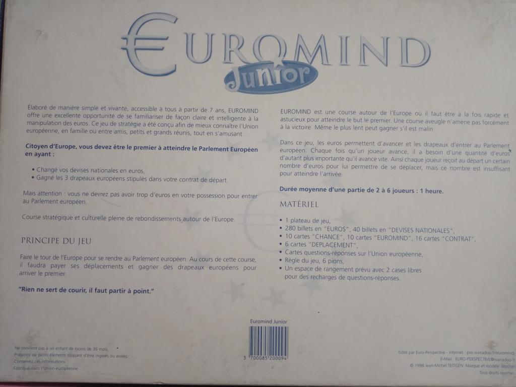 Euromind Junior