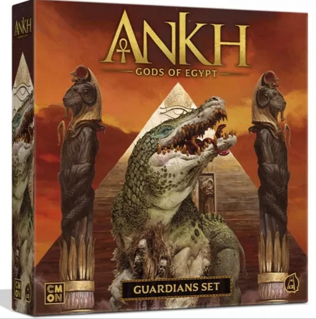 Ankh: Gods Of Egypt - Coffret Gardien