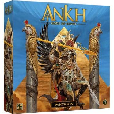 Ankh: Gods Of Egypt - Pantheon