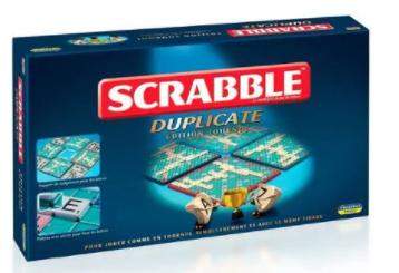 Scrabble Duplicate édition Tournoi