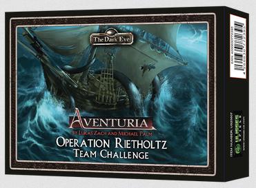 Aventuria - Operation Rietholtz Team Challenge