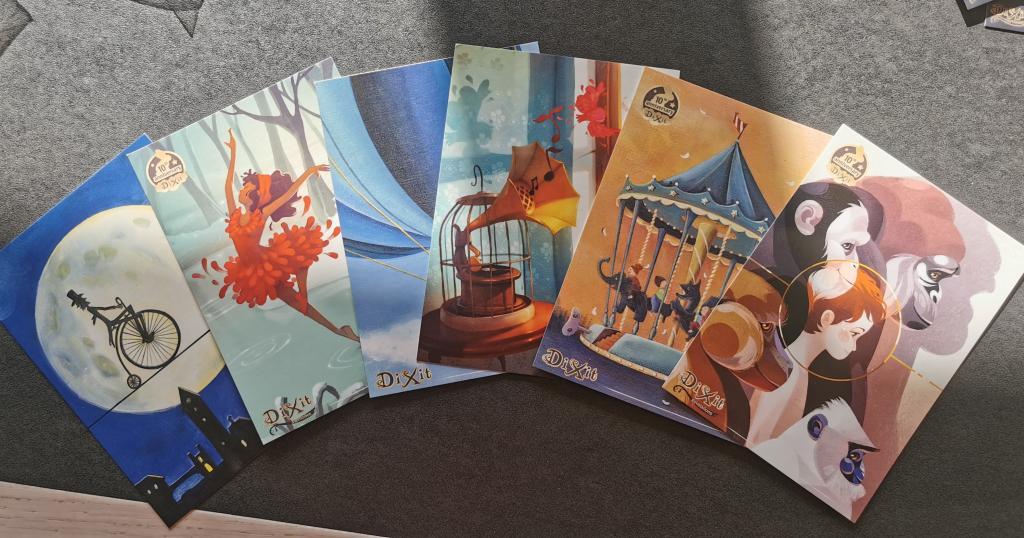 Cartes Postales Dixit