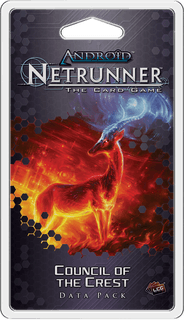 Android : Netrunner - Council Of The Crest