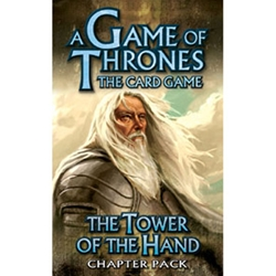 A Game Of Thrones Lcg - The Tower Of The Hand Chapter Pack