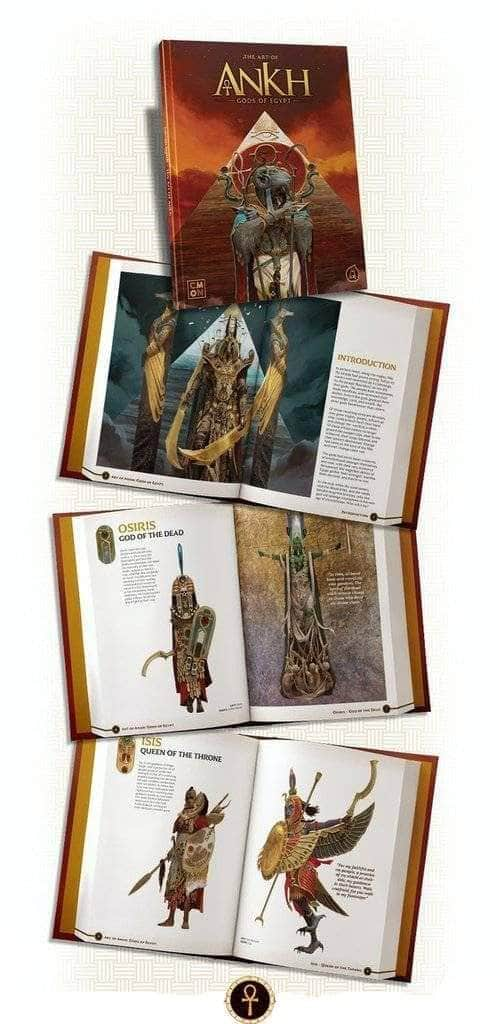 Ankh: Gods Of Egypt - Ankh Artbook