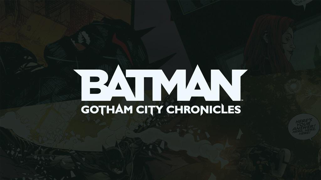 Batman : Gotham City Chronicles Saison 2