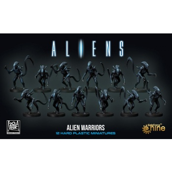 Aliens: Another Glorious Day In The Corps - Alien Warriors