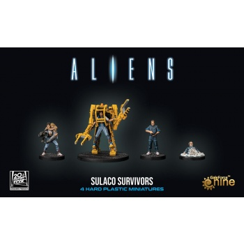 Aliens: Another Glorious Day In The Corps - Sulaco Survivors