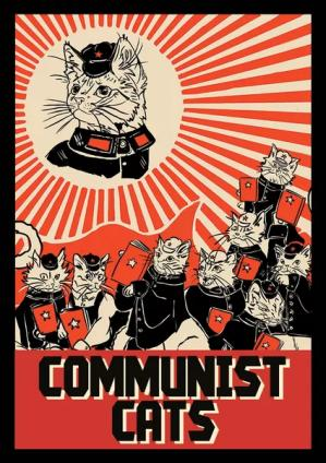 Communist Cats