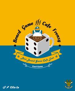 Board Game Cafe Frenzy: Goodies Essen 2019
