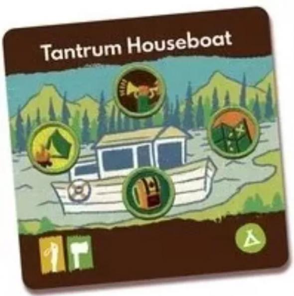 Camp Pinetop - Tantrum Houseboat