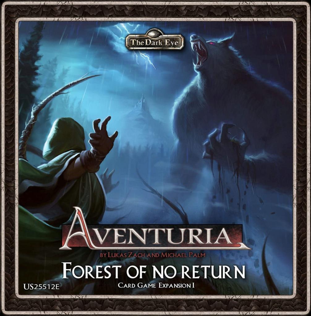 Aventuria - Forest Of No Return
