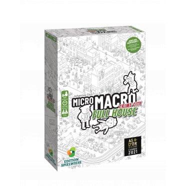 Micromacro : Crime City - Full House