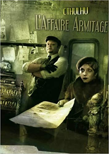 Cthulhu JDR - L'affaire Armitage