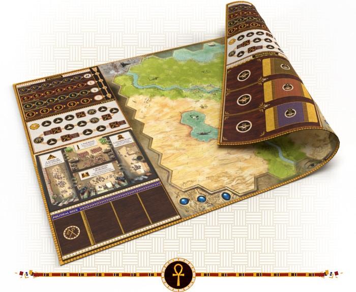 Ankh: Gods Of Egypt - Playmat