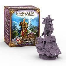 Battalia: The Creation - Starsmuggler Morgenstern