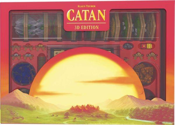 Catan 3d édition