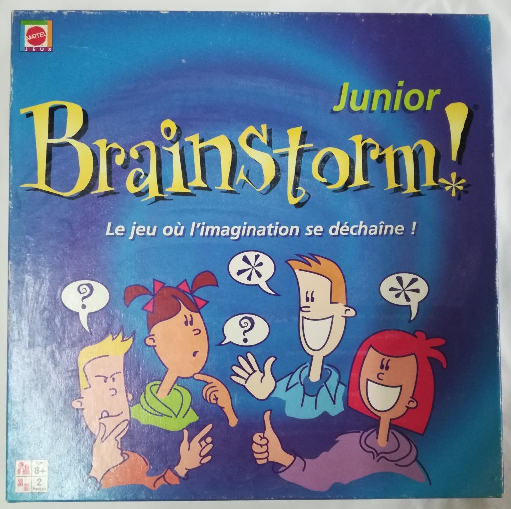 Brainstorm Junior