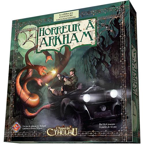 Horreur à Arkham (2ème édition)