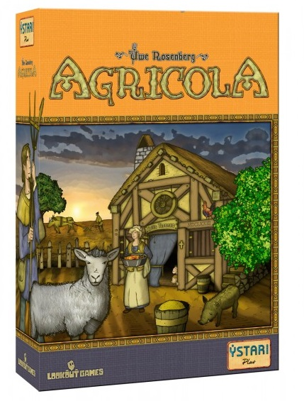 Agricola (Ystari Games)