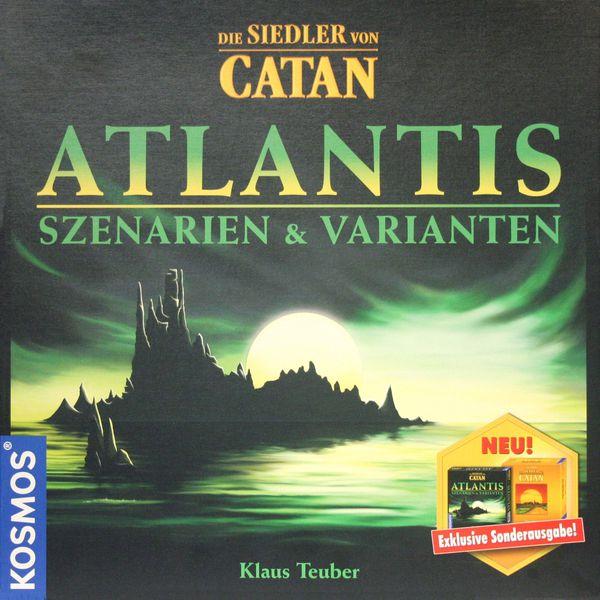 Catane / Les Colons de Catane : Atlantis