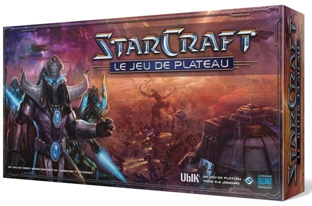 Starcraft le jeu de plateau VF