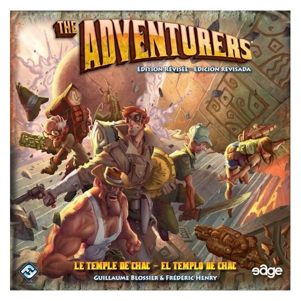 The Adventurers- le temple de chac