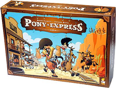Pony Express (Funforge)