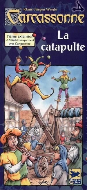 Carcassonne : 07 - La catapulte