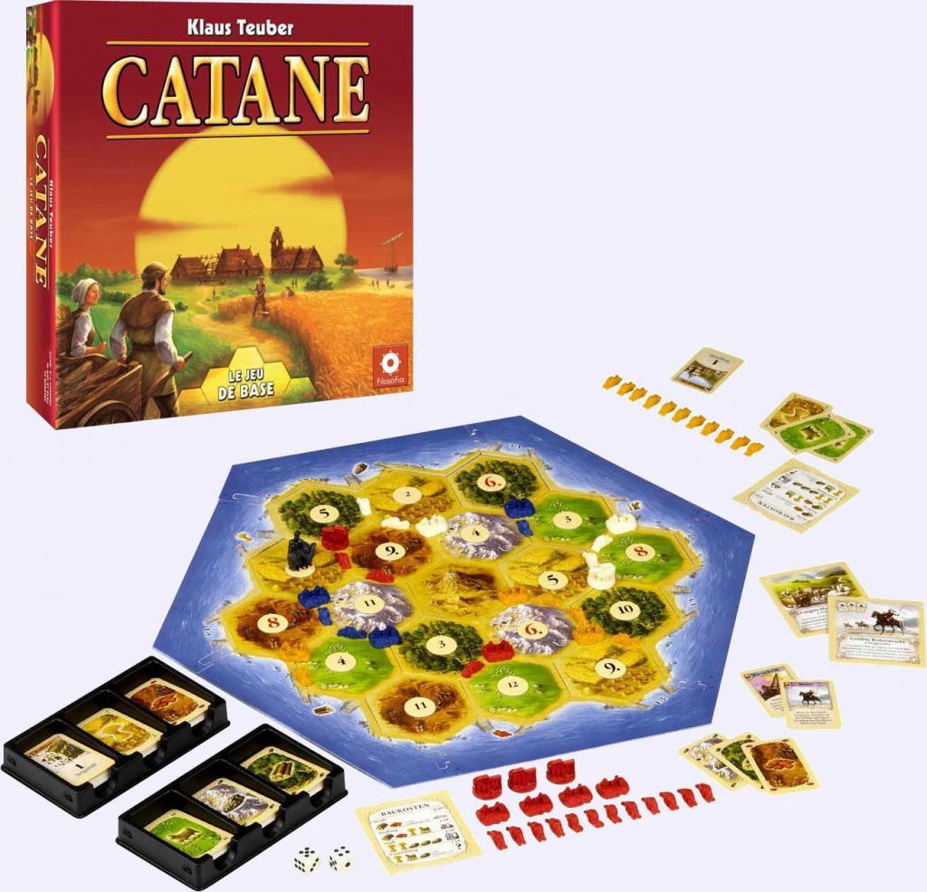Catane / Les Colons de Catane