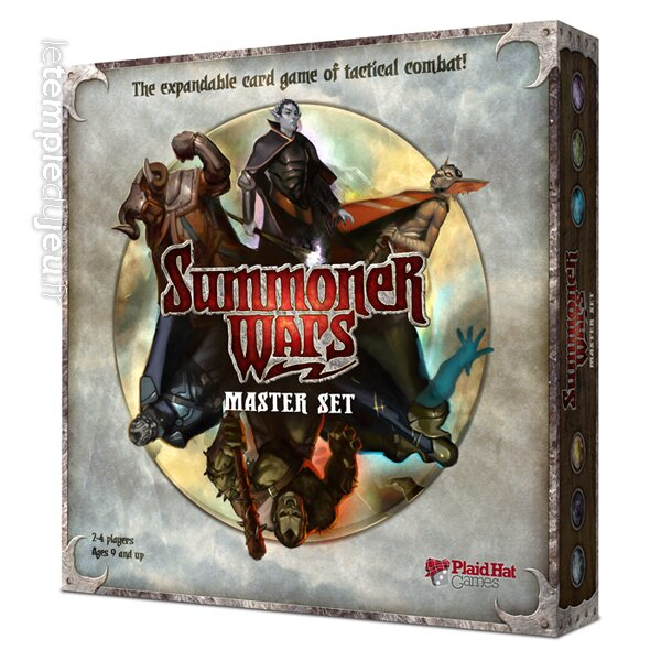 Summoner Wars : Master Set