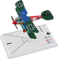 Wings of War WWI Miniatures